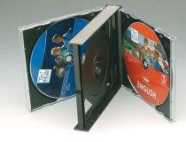 Boîtiers CD  25mm