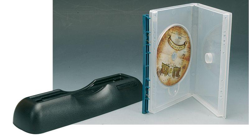 Boitiers DVD antivol à barrette et déverrouilleur