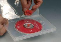 Boitiers DVD antivol à clip et déverrouilleur