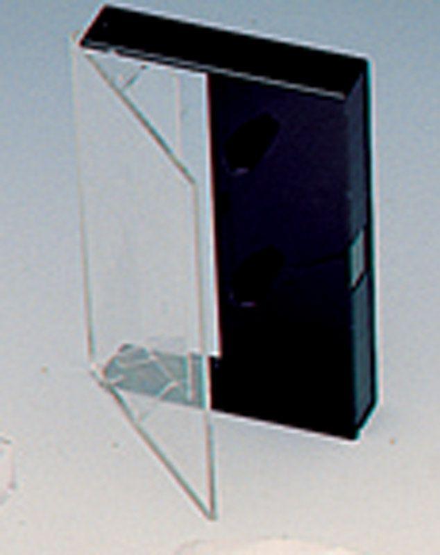 boitiers K7 noir