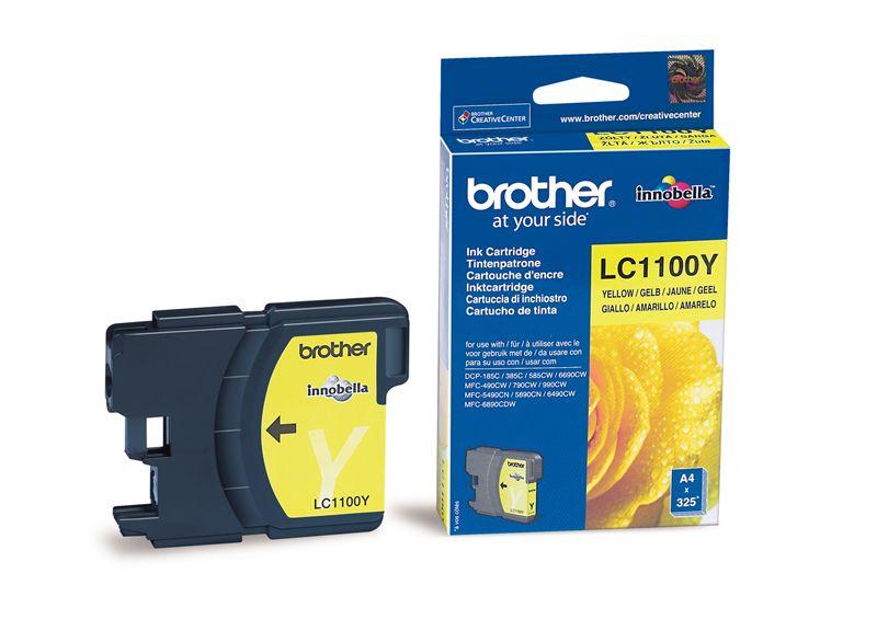 cartouche_encre_yellow_lc1100y