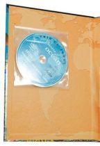 Etuis adhesif CD