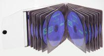 Etuis CD à soufflet en feutrine