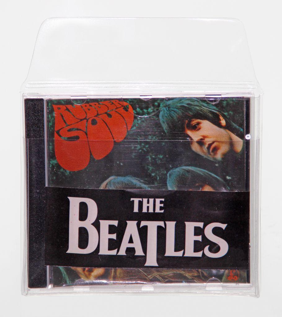 Etuis CD à soufflet
