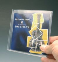 Etuis cd souple a volet