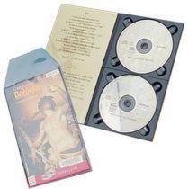 Etuis livres-CD