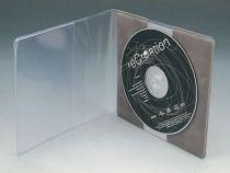 Etuis souples à plateau rigide CD & DVD