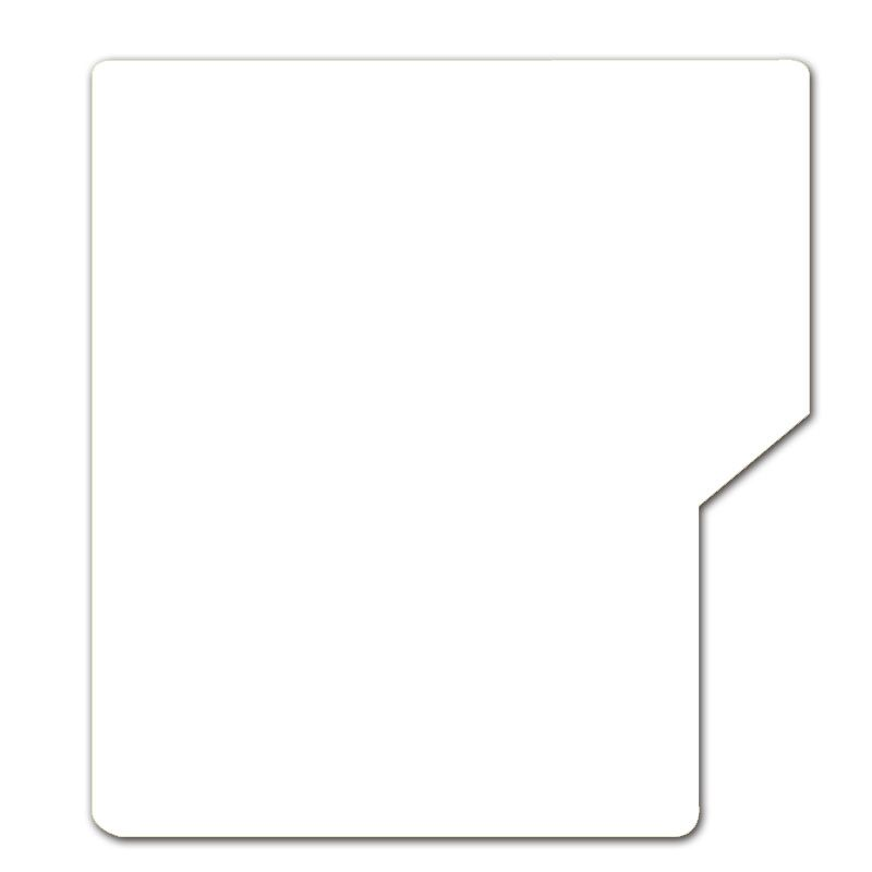 intercalaire forex encote blanc