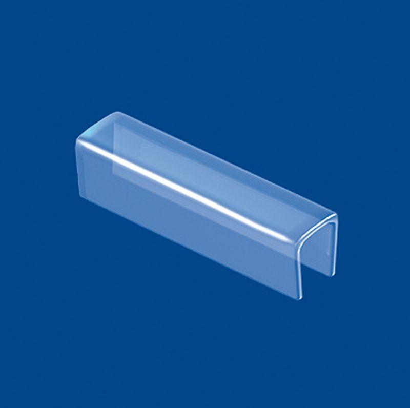 Pince plexi pour pochettes de grandes dimensions