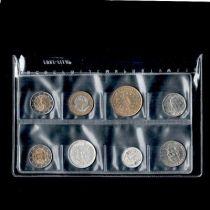 Pochettes PVC pour pièces de monnaie