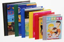 Protège-revues enfants