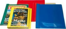 Protège-revues souple