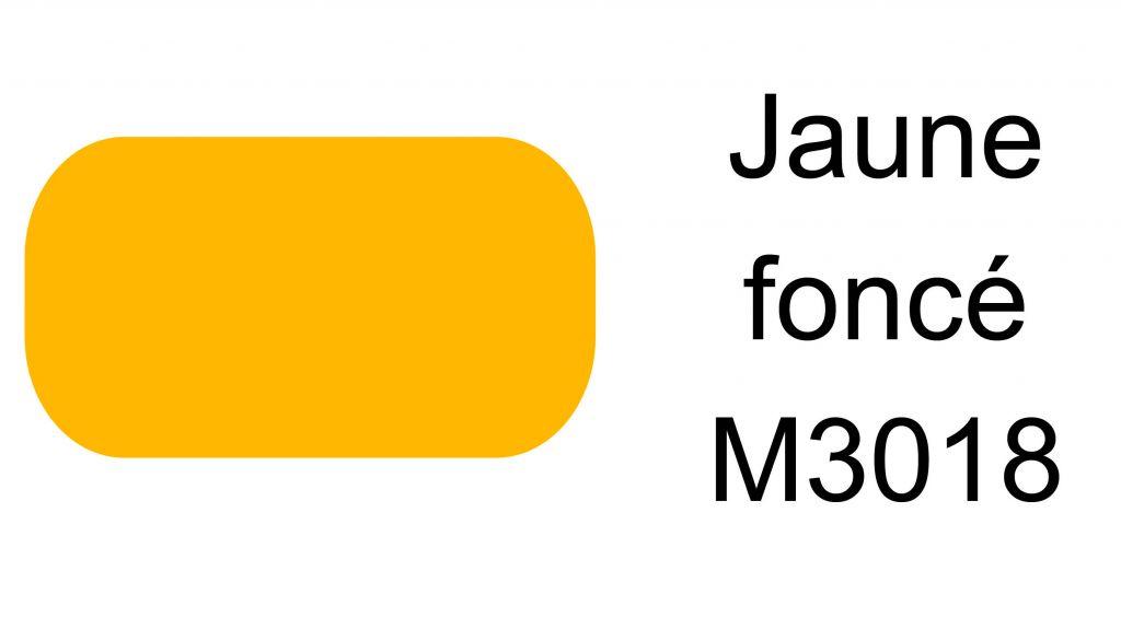 jaune fonce M3018