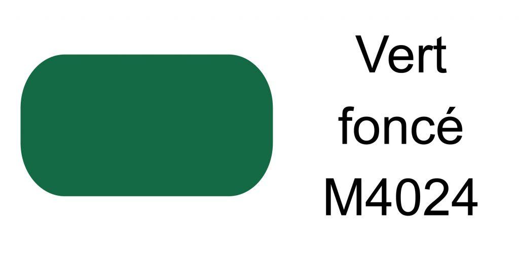vert fonce M4024