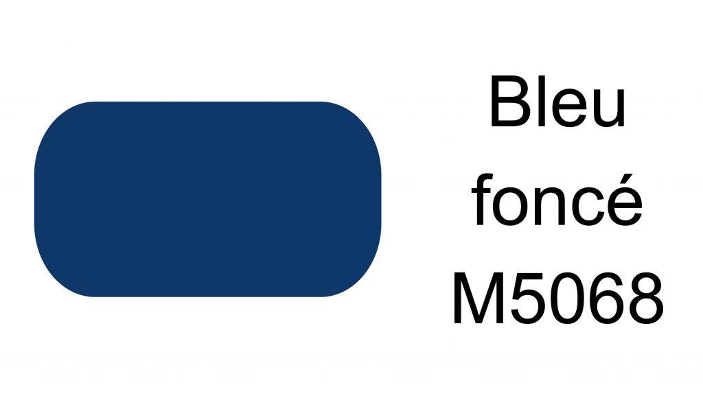 bleu fonce M5068