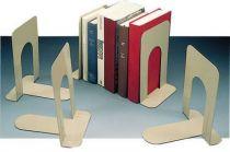 Serre-livres métalliques