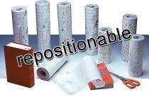 Eurefilm 'PPR' repositionable polypropylene range