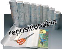 Eurefilm référence 'SMR' mat anti-relief repositionnable