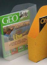 Boîtes à revues priplack & cartons