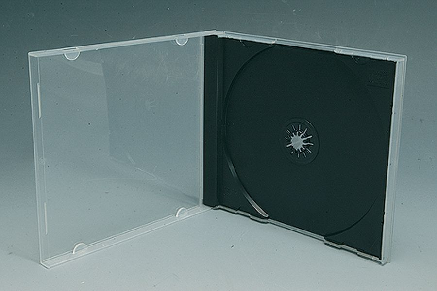 Boîtier CD standard 10mm