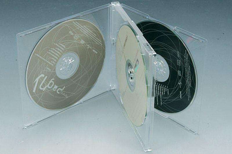 boitier 4 cd 10 mm