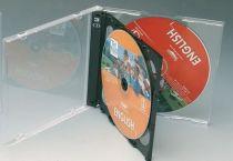 boitier cd triple
