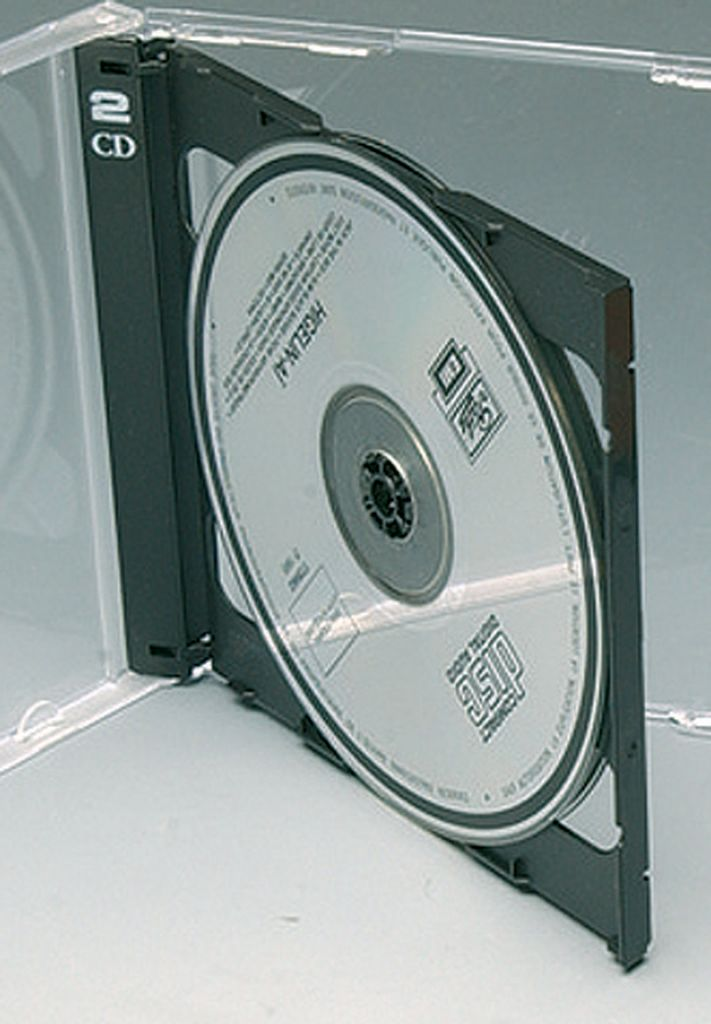 plateau 2 cd