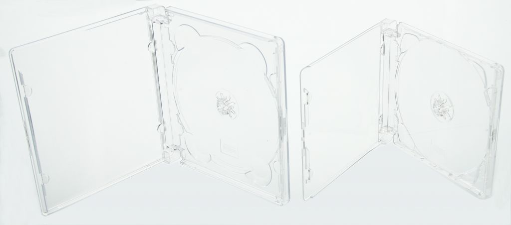 Boîtiers jewel box SACD