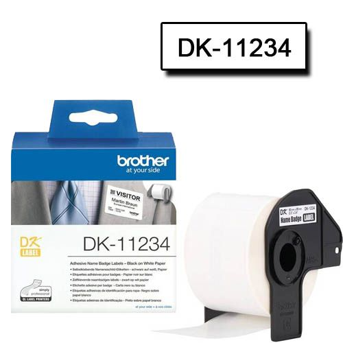 Brother DK tapes