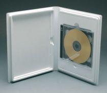 Thermoformed CD cases
