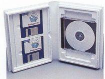 Coffrets disquettes et CD