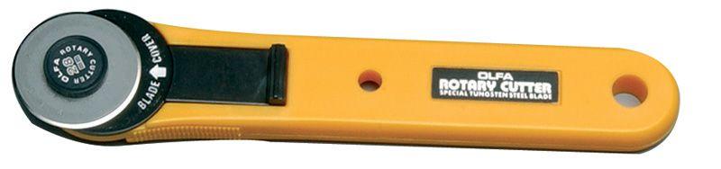 cutter lame tournante 28 mm