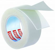 Two-sided adhesive film