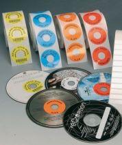 etiquette personnalise cd