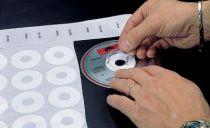 Etiquettes personnalisées CD