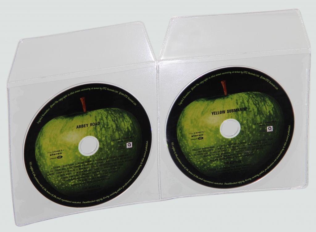 Etuis CD à volets