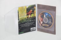 Etuis DVD feutrine grise avec passant transparent