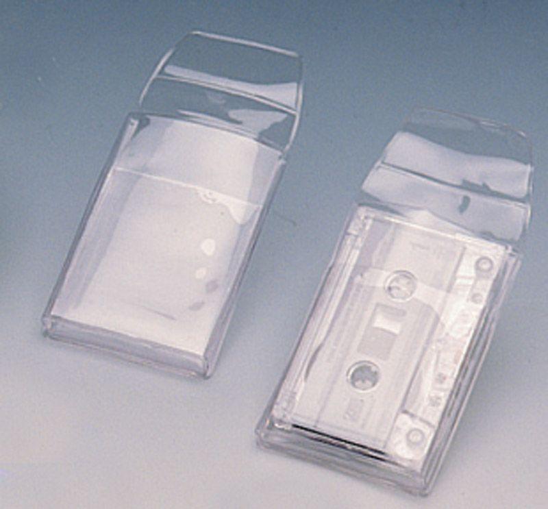 Etuis pour cassettes audio
