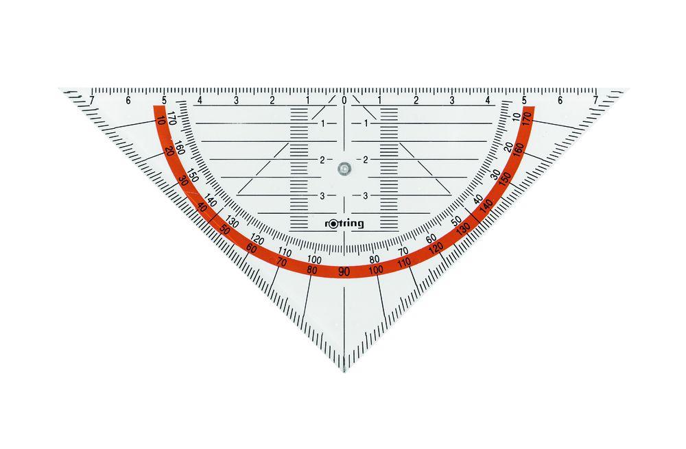 Flexible flat ruler