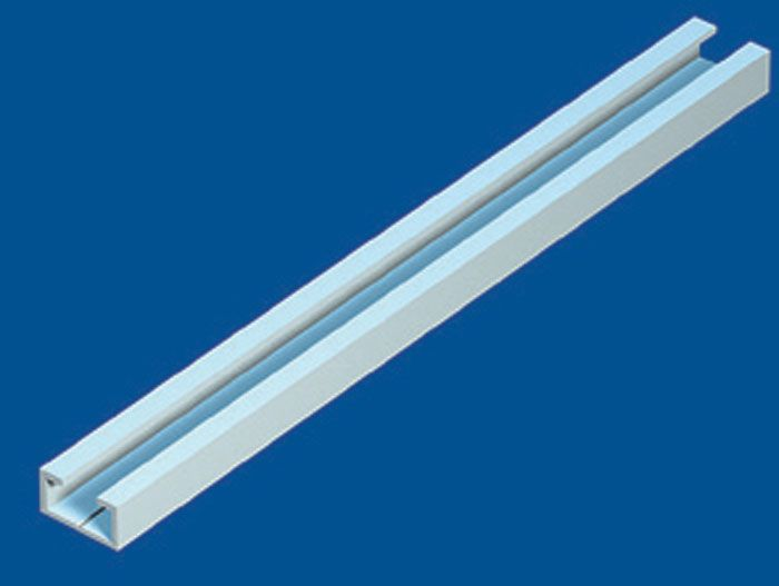Kit pivot sans platine rail fixation sol plafond