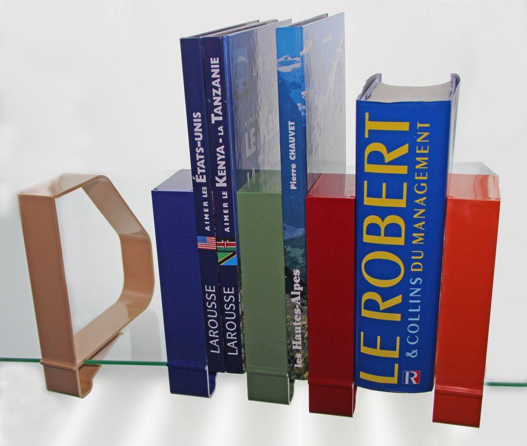 Guide de section et serre-livres