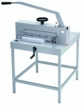 Ideal 4705 cisaille sur stand coupe 475mm