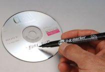 Marqueurs spécial CD