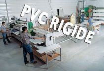plastification pvc rigide