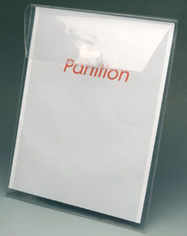 Pochette partition