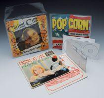 Pochettes PVC pour disque vinyle 45T