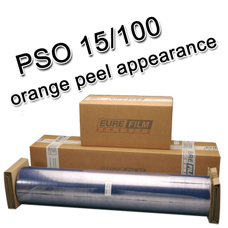 PSO15/100 orange peel appearance