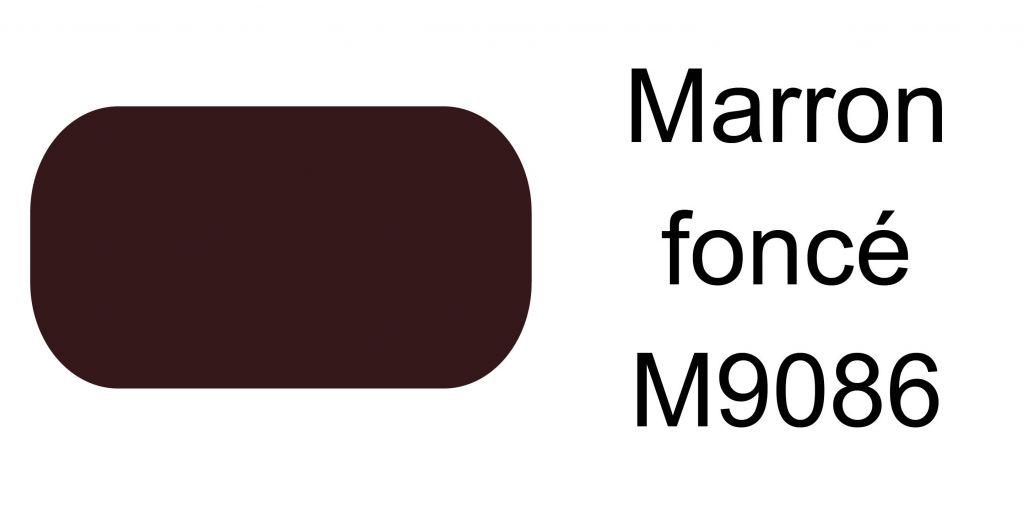 marron fonce M9086