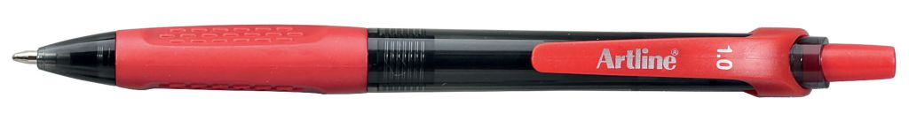 Stylo bille Artline rétractable 1mm