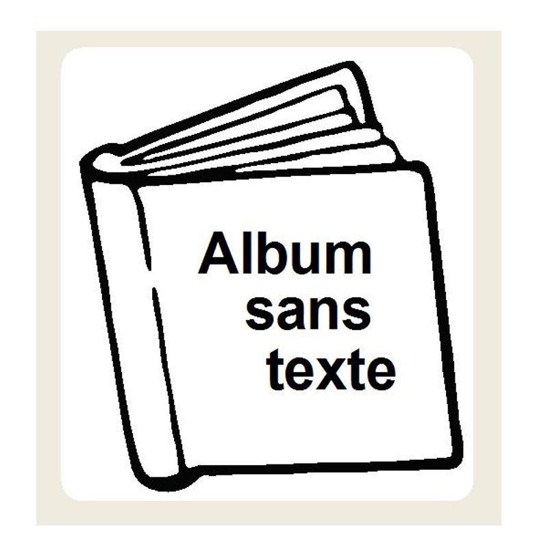livre sans texte